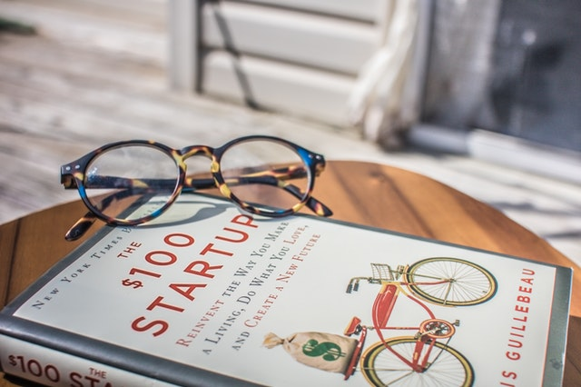 En bok om företagande